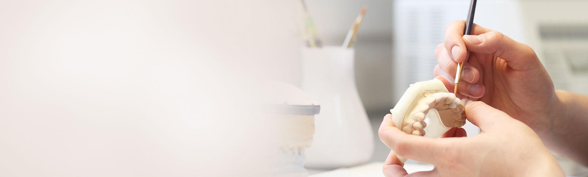 Dentallabor Praxisverbund Zahntechniker Zahnersatz Keramikkrone