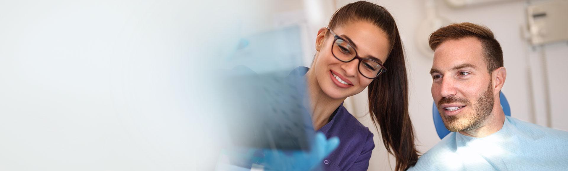 Zahnvorsorge Kontrolluntersuchung Prophylaxe Zahnarztpraxis Garrel